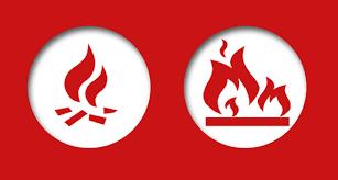 proibido queimar
